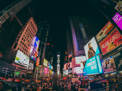 Times Square | New York