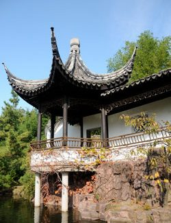 NY Chinese Scholar's Garden   Staten Island